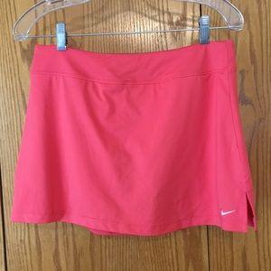 Nike tennis skirt.